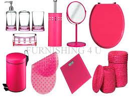 black and pink bathroom accessories. Unique Accessories Pink And Black Bathroom Sets The Best Of Decor Com  Accessories Interior  Throughout Black And Pink Bathroom Accessories