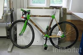 ozon cyclery builds bamboo bikes for berlin s carbon conscious