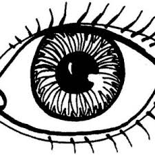 Small Picture Eyeball Coloring Page Cool Eye Pages 24 Pirate Patch Pagejpg