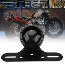cari harga murah hitam sepeda motor ekor merah ekor cahaya lu untuk harley bobber chopper cafe racer intl dari ribuan toko di indonesia