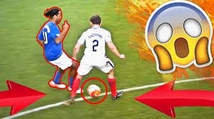 the most humiliating skills in football