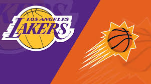 Phoenix took 2 of 3 games from l.a. Lakers Vs Suns Nba Scores Lakers Win 123 110 Anthony Davis Scores 42 Points