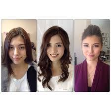 beforeandafter makeup transformation asian asian asisnmakeup naturalmakeup bridalmakeup