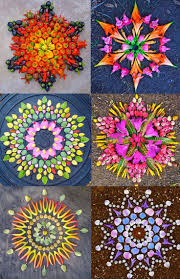 The 25 best Flower mandala ideas on Pinterest
