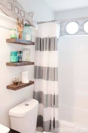 nautical inspired bathroom design