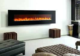 inch tall electric fireplace high 48 chimneyfree costco fi