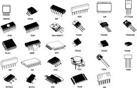 Smd Smt Component Packages Sizes Dimensions Buy Online
