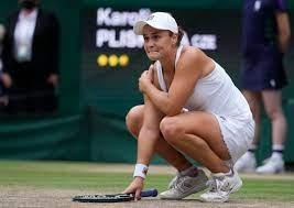 Ash Barty beats Karolina Pliskova at ...