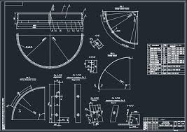 Все работы студента Клуб студентов Технарь  Коллектор вентилятора аппарата воздушного охлаждения 2АВО 75 Чертеж Оборудование транспорта нефти и газа