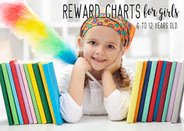 Good Behavior Chart For 10 Year Old Printable Reward Charts For Kids 6 To 12 Years Old Raising