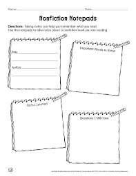 to help them organize and share what they are reading i use some of the organizers below with my students