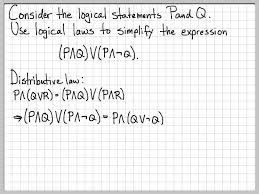 proof and problem solving logical expression simplification proof and problem solving logical expression simplification example 02