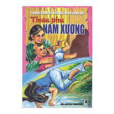 Truyện Tranh Cổ Tích Việt Nam Chọn Lọc - Thiếu Phụ Nam Xương   nhanvan.vn –  Siêu Thị Sách Nhân Văn