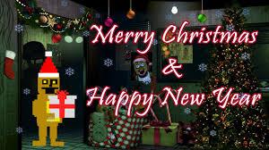 Christmas Office Fnaf 3 Mod Xmas Youtube