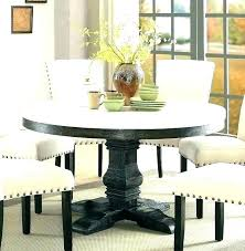 marble top bar table 5 dining set medium size of round high for