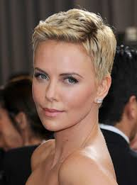 Short Women Hairstyle 100 celebrity short hairstyles for women charlize theron short 4385 by stevesalt.us
