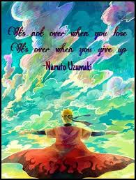 40 Naruto Quotes Motivational Quotes Pinterest Naruto Naruto Adorable Naruto Motivational Quotes