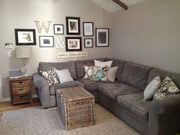 Light Gray Couch Decorating Ideas Inspire Me Please Linky Party Living Room Remodel