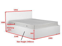 Twin Size Headboard Dimensions Twin Size Bed Frame Dimensions Berg Home Design