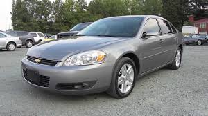 2006 Chevrolet Impala LTZ 3.9 V6 Start Up, Exhaust, and In Depth ...