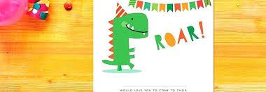 free dinosaur party invitations dinosaur party invitations free jmfernweh