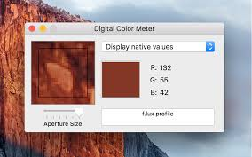 Finding The Rgb Or Hexadecimal Value Of Any Pixel On Your