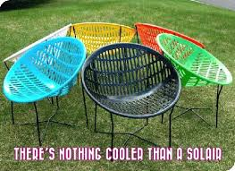retro style metal patio chairs. vintage patio chairs metal retro furniture canada outdoor austin 1972 solair still style e