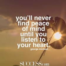Quotes On Peace And Love 100 Quotes About Finding Inner Peace SUCCESS 5