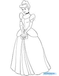 Small Picture Top 91 Cinderella Coloring Pages Free Coloring Page