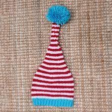 Elf Hat Pattern Extraordinary Baby Elf Hat Red Heart