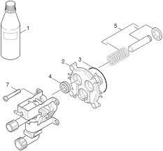 karcher k pl rwb eur pressure washer spares thrust guidance ref 4