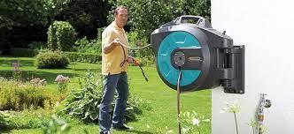 the best 5 automatic garden hose reels
