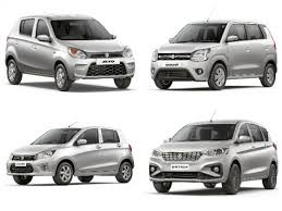 5 maruti suzuki cars that come with cng