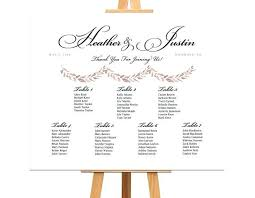 Dinner Seating Chart Template Printable Table Clicktips Info