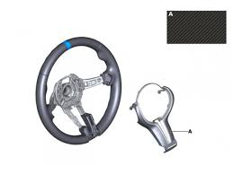 Coupe Series bmw m performance steering wheel : M Performance Steering Wheel, Alcantara & Carbon Fiber with BLUE ...
