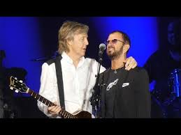 <b>Ringo Starr</b> Makes Surprise Appearance at Paul McCartney's ...