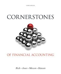 accounting cengage cornerstones of financial accounting3rd edition