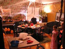Decorate Room Halloween Party