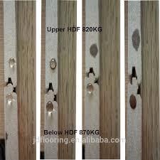 Silver Oak Wood Grain Laminate Flooring 8mm And 12mm Square Edge Easy  Locking