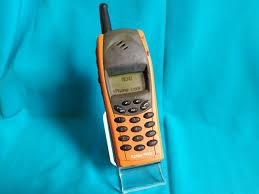 Ericsson R250s PRO - Orange (Unlocked ...