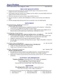 Good Sample Resumes For Jobs | Resume Cv Cover Letter