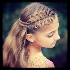 Pretty Girl Hair Style french braid hairstyles ideas to look classical beautiful bow 4675 by wearticles.com