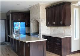 dark cabinets kitchen. Image Of: Kitchen Ideas Dark Cabinets A