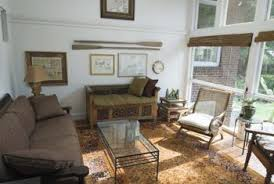 sunrooms colors. A Bright, Neutral Sunroom Embraces The Feeling Of Being Outdoors. Sunrooms Colors O