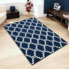 navy area rug blue rugs 5x8 awesome incredible cool and white prepare