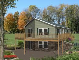 hillside home plans walkout basement new living room walkout basement cottage plans lake house plans of