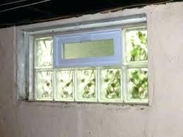 basement window installation basement glass block windows glass block basement windows install basement glass block windows