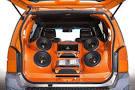 Установка аудиосистему в автомобиль