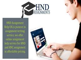 hnd assignment help hnd assignment help uk is a team of dedicated writers that are proficient in their