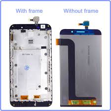 Asus Z010d Lcd Light Jumper Zc550kl Lcd Display Touch Screen Digitizer Assembly For Asus Zenfone Max Zc550kl Display Screen Zenfone 5000 Z010d